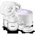 Avent Elektrische Doppel-Milchpumpe für Ihren Komfort