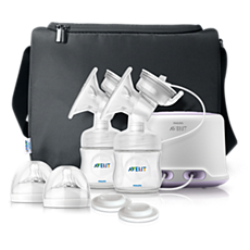 SCF334/12 - Philips Avent  Comfort Double electric breast pump