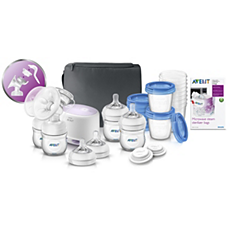 SCF334/14 - Philips Avent  Comfort Double electric breast pump