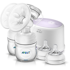 SCF334/15 Philips Avent Comfort Double electric breast pump