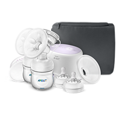 SCF334/22 - Philips Avent  Double electric breast pump