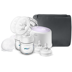 SCF334/25 Philips Avent Double electric breast pump