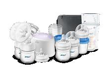 Breast pumps & care