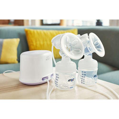Avent Elektrische Doppel-Milchpumpe