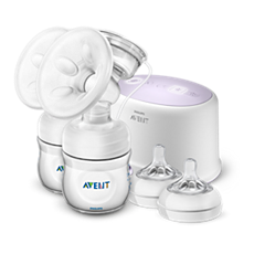 SCF334/31 - Philips Avent  Double electric breast pump