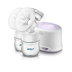 SCF334/32 - Philips Avent  Double electric breast pump