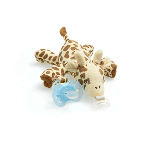Toy and ultra soft pacifier 0m+ ultra soft snuggle