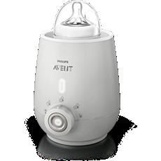 SCF356/00 Philips Avent Нагревател за бутилки, запазващ веществата
