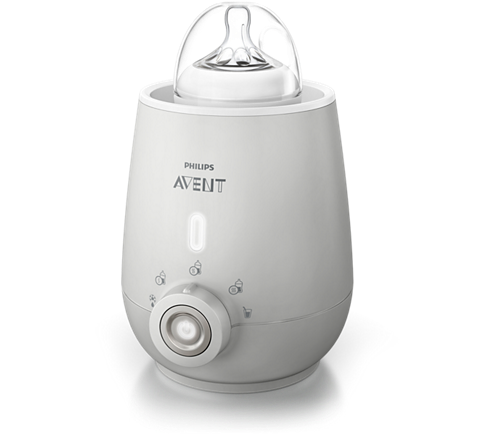 avent bottle warmer how to use
