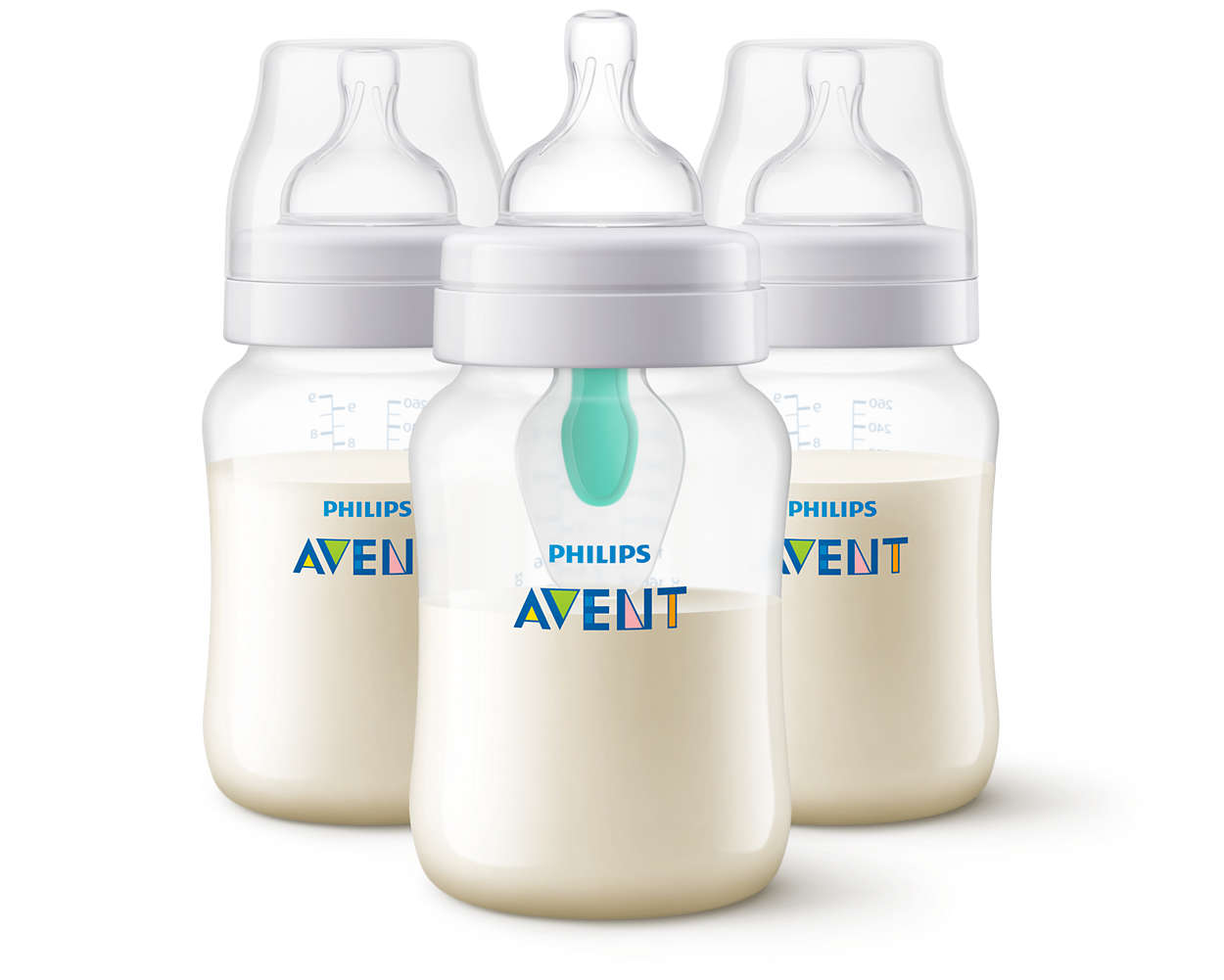 Designed to reduce colic, wind and reflux*