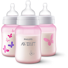SCF407/32 Philips Avent Anti-colic baby bottle