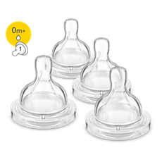 SCF421/47 - Philips Avent  Anti-colic nipple
