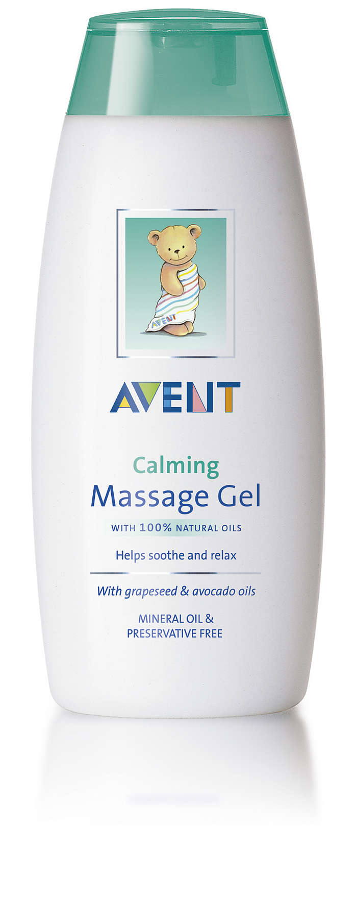 Calms, moisturises, helps soothe to sleep