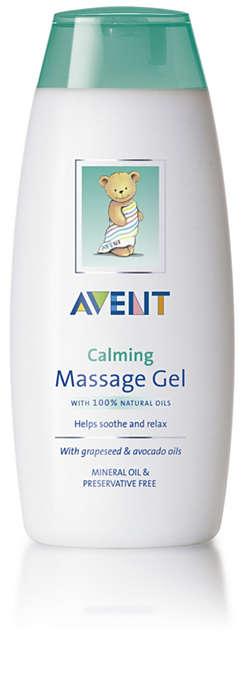 能鎮定舒緩、保濕、有助於舒緩入睡