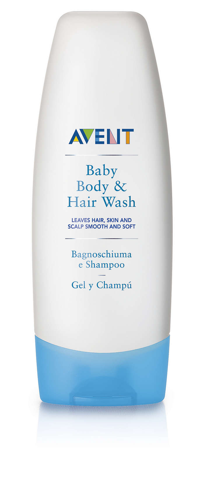 Leaves hair, skin and scap smooth and soft