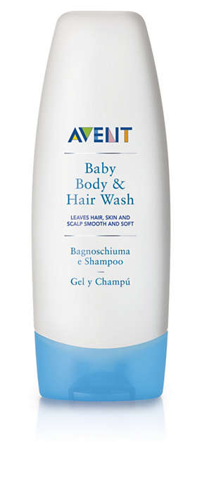 Deja el cabello, la piel y el cuero cabelludo más terso y suave