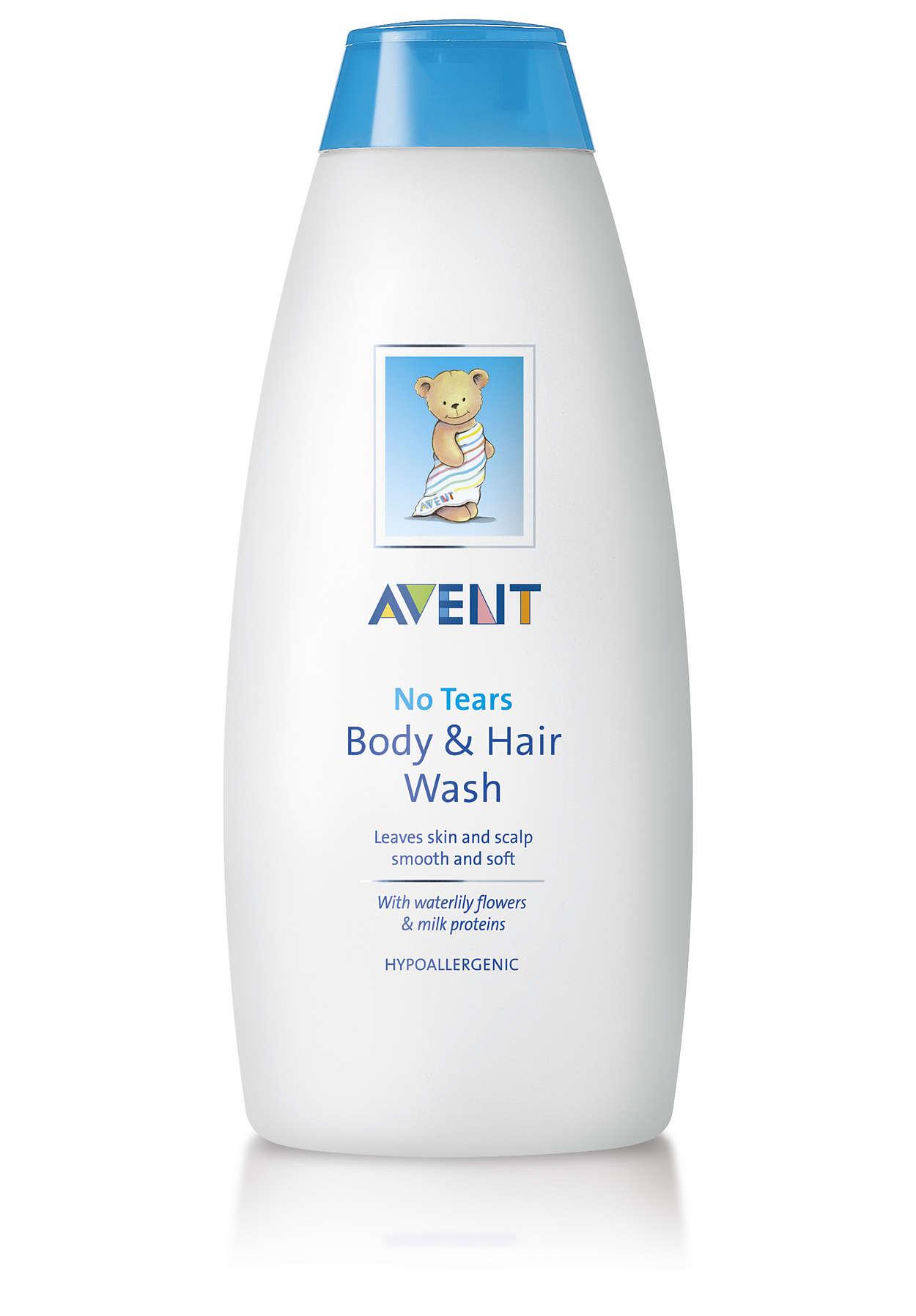 Leaves skin and scalp smooth and soft