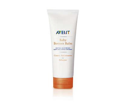 De rápida absorción, suaviza la piel y evita irritaciones
