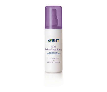 能散發香味、提供清爽、保濕功用