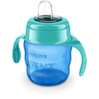 Easy-sip 7-oz/200-ml 6m+ boy Spout Cup