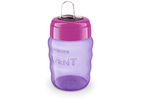 Philips Avent Spout Cup SCF553 03 Easy sip 9oz 260ml 12m girl