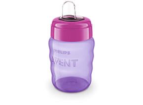 Philips Avent Spout Cup SCF553 03 Easy sip 9oz 260ml 12m girl