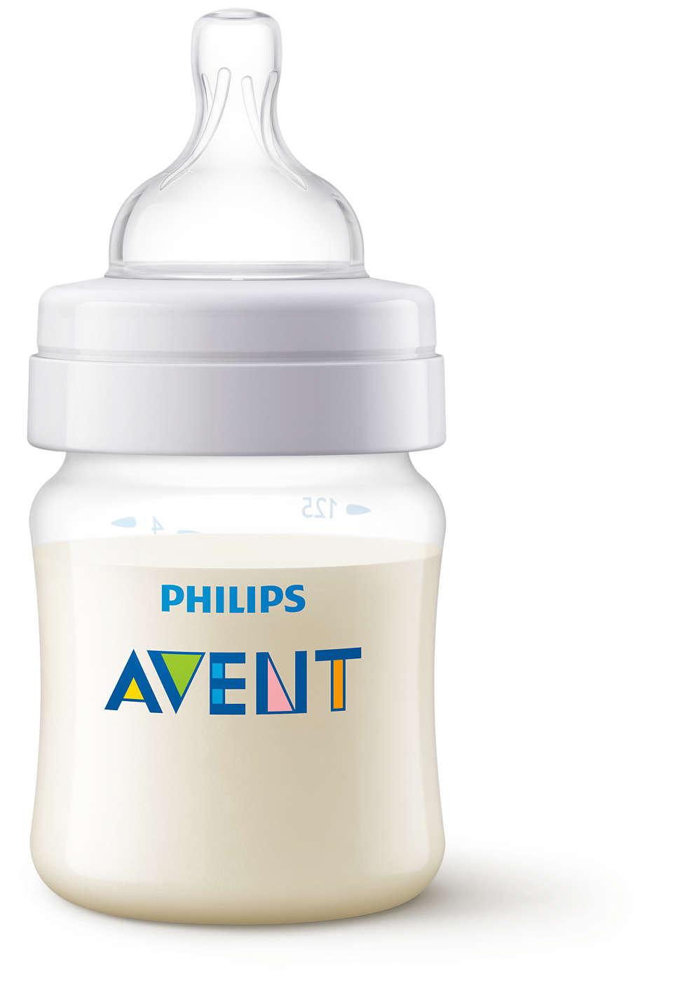 Philips Avent – Råd om flaskmatning