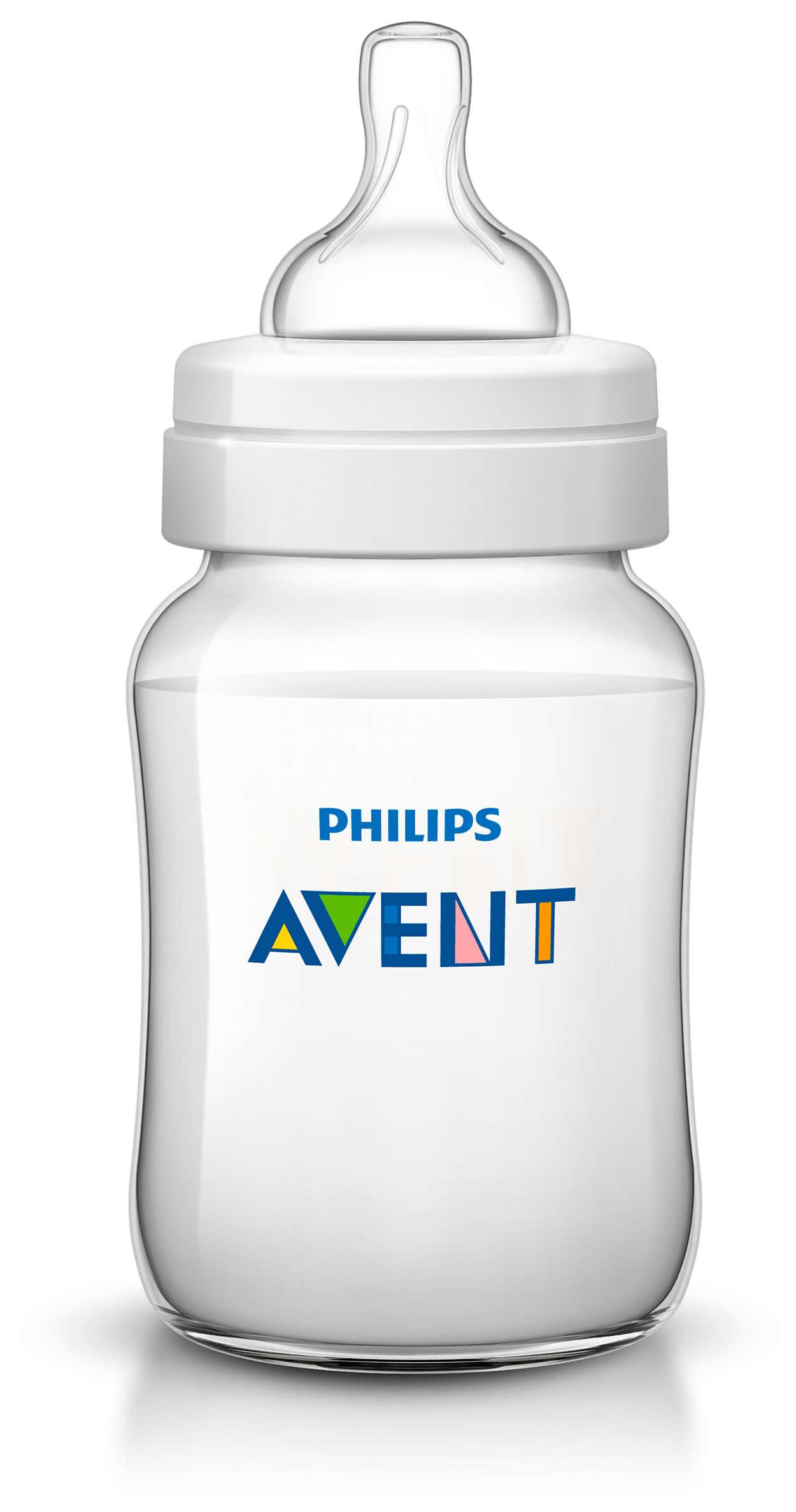 Clínicamente comprobado que reduce los cólicos y los malestares*