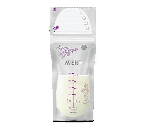 Breast Milk Storage Bags Scf603 25 Avent