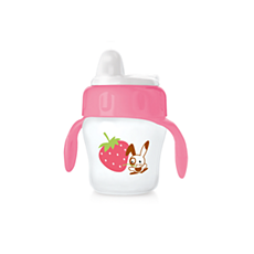 SCF606/06 - Philips Avent  Decorated Toddler Cup Girl