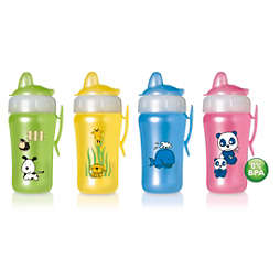 Avent Decorated Cup