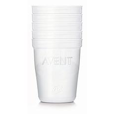 SCF616/05 - Philips Avent  Avent 多功能儲存杯補充包