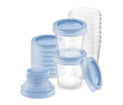 Ασφαλής αποθήκευση μητρικού γάλακτος