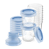 Avent Breast milk storage cups