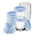 Avent Pots de conservation du lait maternel