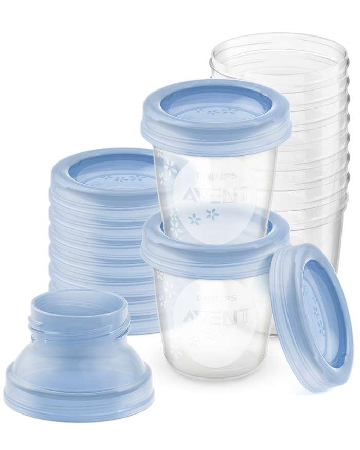 Bảo quản sữa mẹ an toàn