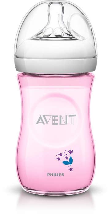 Naturalny sposób karmienia butelką