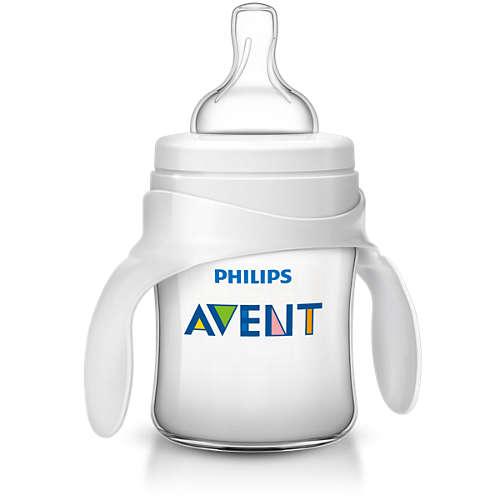 Avent Zestaw przejściowy butelka-kubek