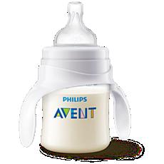SCF638/01 - Philips Avent  Zestaw przejściowy butelka-kubek