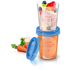 SCF639/05 Philips Avent Food storage cup