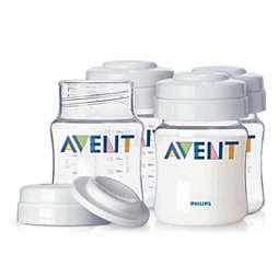 Avent Posuda za odlaganje majčinog mleka