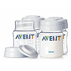 SCF640/04 - Philips Avent  Förvaringsbehållare för bröstmjölk