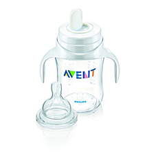SCF643/07 Philips Avent Bottle to Cup Trainer Kit