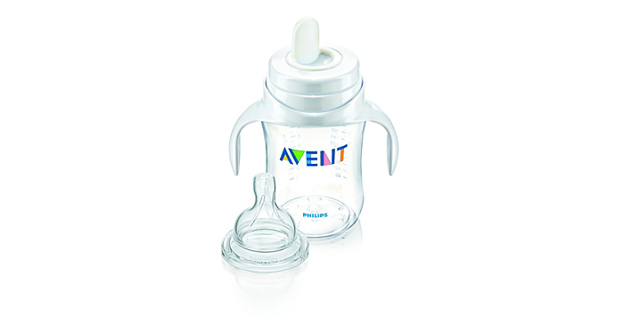 Buy the AVENT Baby Bottle SCF643/07 Baby Bottle