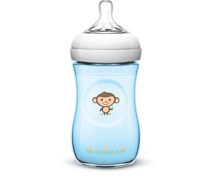 Il modo più naturale di passare all'allattamento con il biberon