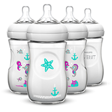 SCF644/47 - Philips Avent  Natural baby bottle