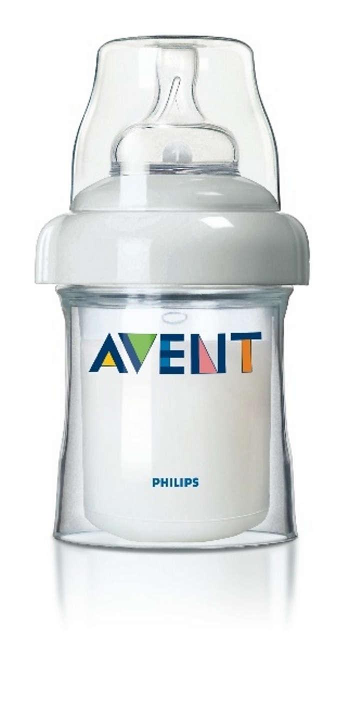 For convenient healthy feeding