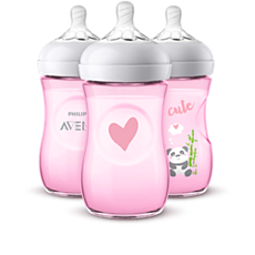SCF659/32 Philips Avent Natural baby bottle