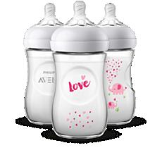 SCF659/33 Philips Avent Natural baby bottle