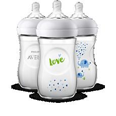 SCF659/37 Philips Avent Natural baby bottle